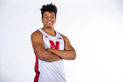 Nebraska Track and Field 2020 Pereira