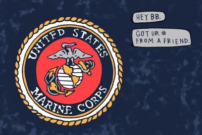 Military recruitment UNL