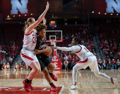 Nebraska Women's Basketball vs. SIUE Photo No. 3
