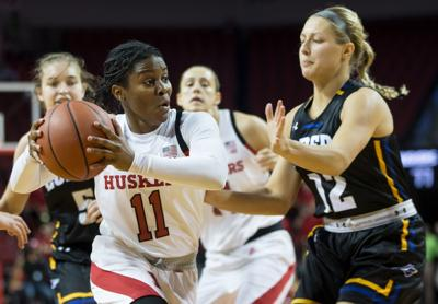 Women's basketball Neb. vs. Kearney - Nov. 3