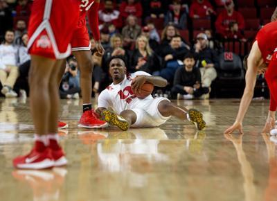 Nebraska Basketball vs. Ohio State Photo No. 7