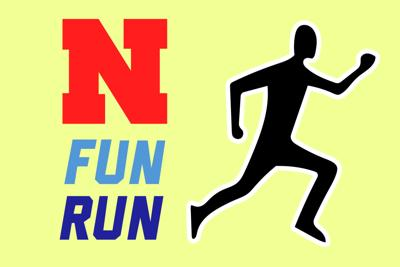 N150 Fun Run Art