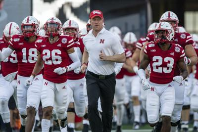 Scott Frost Takes The Field