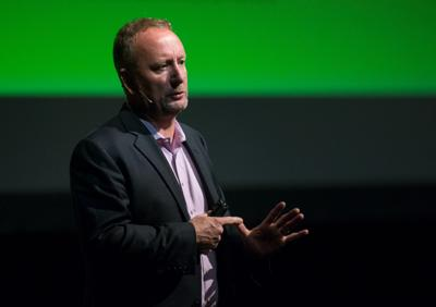 Mark Blyth Speaking