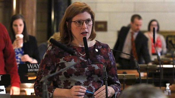 Bill requiring university reports on sexual assault gets first-round approval