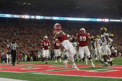 Nebraska vs. Michigan Football Photo No. 6