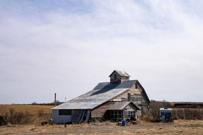 The Chamberlin barn