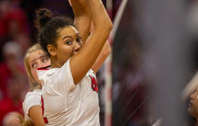 NCAA Volleyball Playoffs Photo No. 10