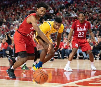 Nebraska Basketball vs. South Dakota State Photo No. 16