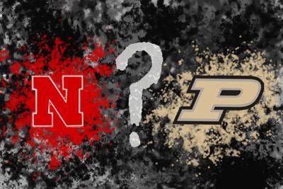Nebraska vs. Purdue football