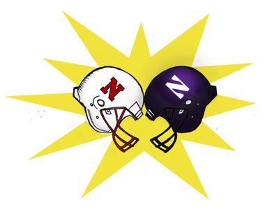 Nebraska vs. Northwestern