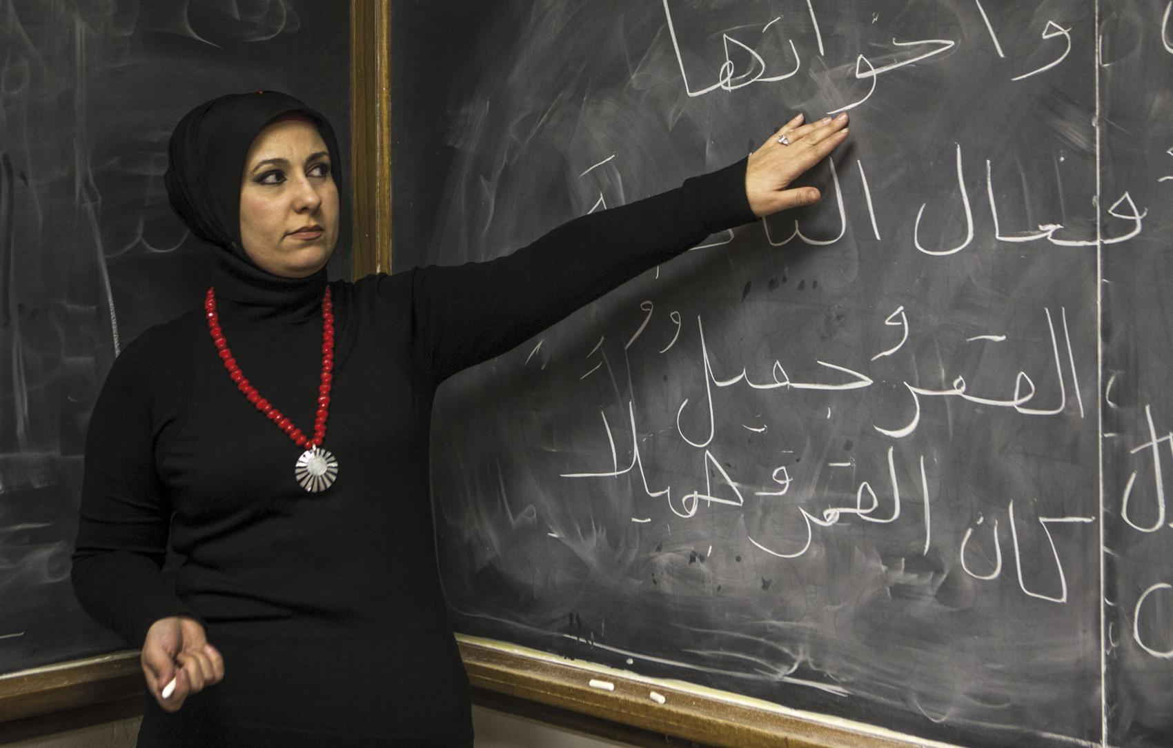 Professor teaches course on love in Arabic cultures | Issues | dailynebraskan.com