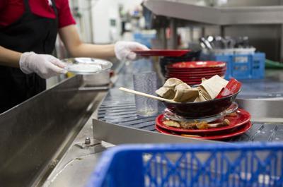 UNL Dining Hall Food Waste