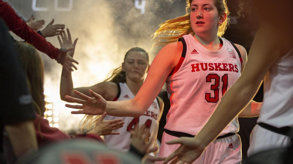 Women's basketball's Kate Cain leads by example, earns degree in three years