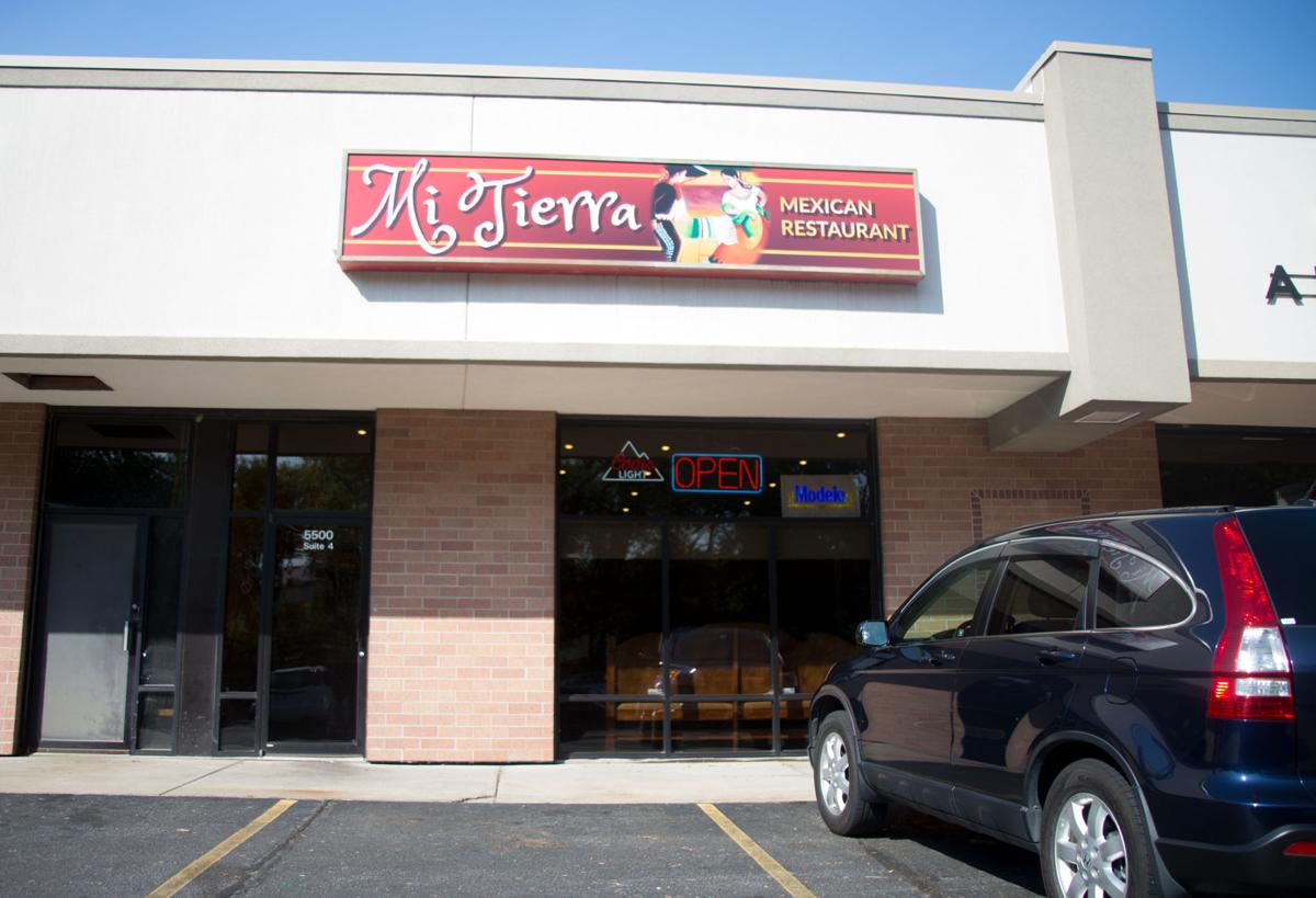 Mi Tierra Offers Mexican Food Family