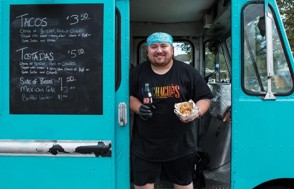 Muchachos Food Truck Lincoln Ne