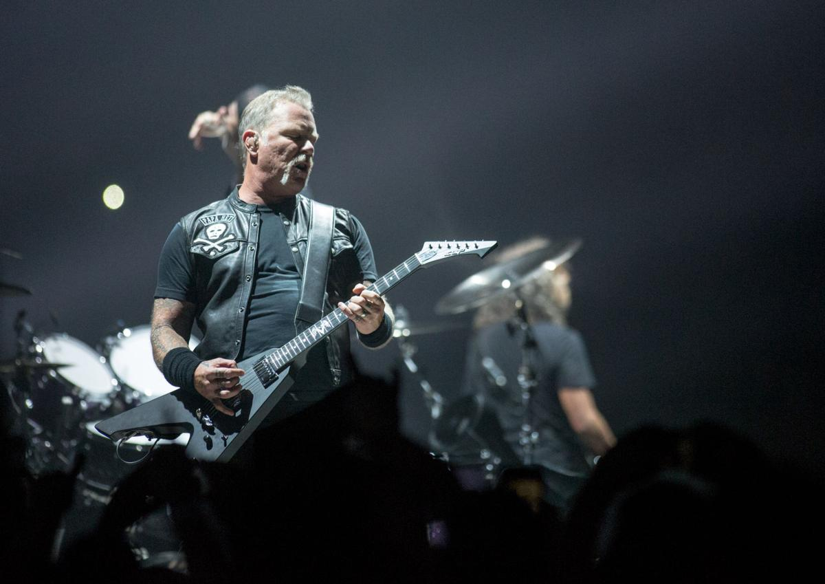 REVIEW: Metallica brings the hits and builds arena-sized