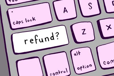 Course refunds