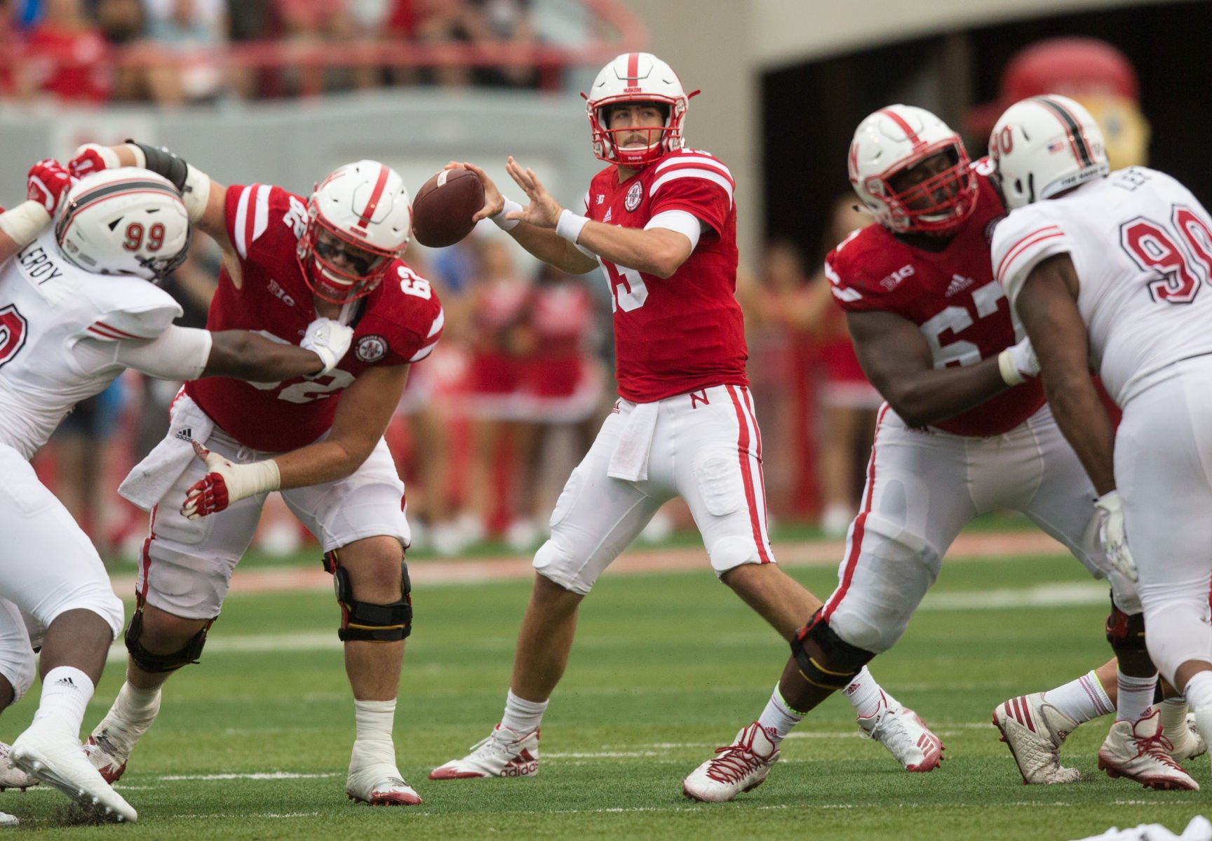 Rutgers fizzles after fast start in 27-17 loss to Nebraska