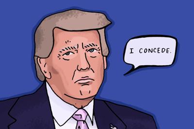 Trump Concession