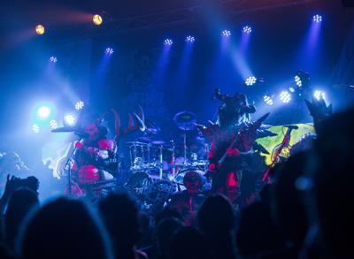 REVIEW: Gwar's concert was an unexpectedly fun, bloody mess