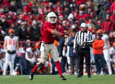 Nebraska Football vs. Illinois Photo No. 3