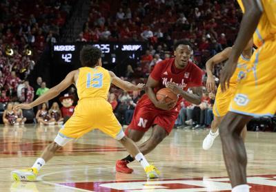Nebraska Men's Basketball vs. Southern University Photo No. 5