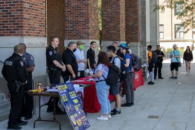 Campus Safety Fair