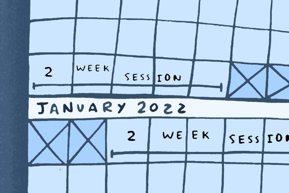 Unl Academic Calendar 2022.Unl To Offer A Two Week Winter Interim Session Before Spring 2022 Semester News Dailynebraskan Com
