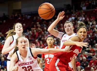 Women's basketball vs. Ohio State