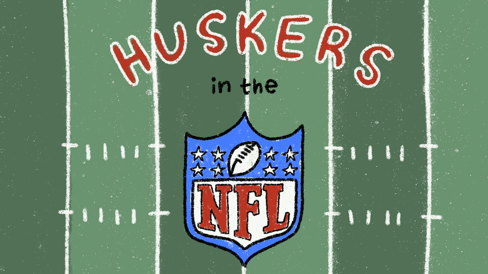 Huskers in the NFL: Week Six