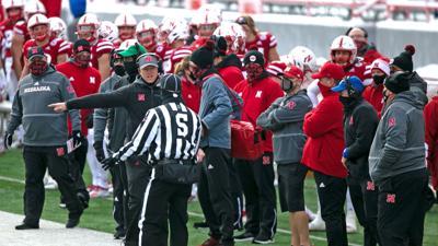 Nebraska Football vs. Minnesota Photo No. 5