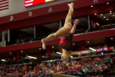 Nebraska Women's Gymnastics Photo No. 9