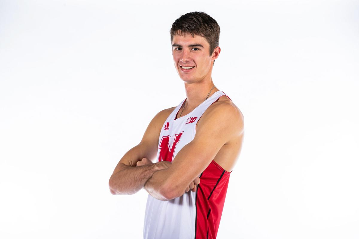 Nebraska Track and Field 2020 Wetovick
