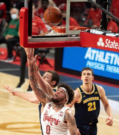 Nebraska vs. Michigan Photo No. 4