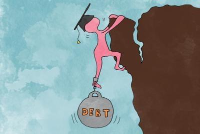Student Debt Art