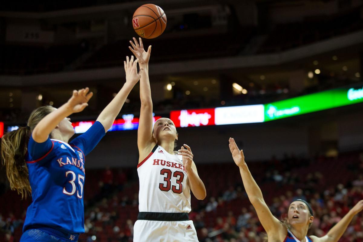 Women's Basketball vs. Kansas Photo No. 2