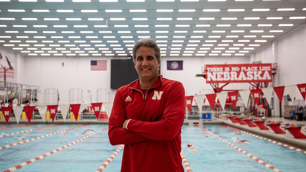 Head Coach uses Olympic background to push UNL swim and dive to next level