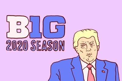 Big Ten Politics