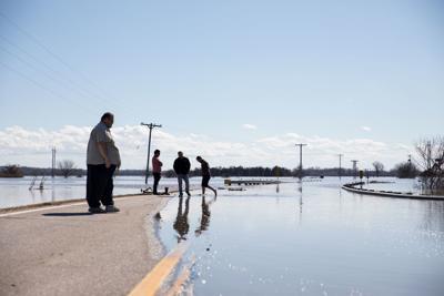 Elkhorn, Nebraska Flood - 3.30.20
