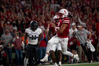 Nebraska vs. Northwestern Football Photo No. 5