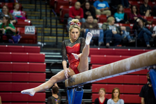 new hope minnesota gymnastics meet