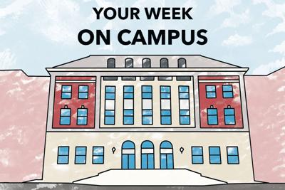 Your Week on Campus Art