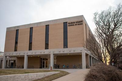 Westbrook Music Building