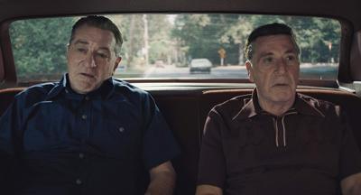 Netflix The Irishman Martin Scorsese