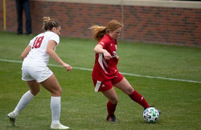 Nebraska Soccer 3.25 Allison Ulness
