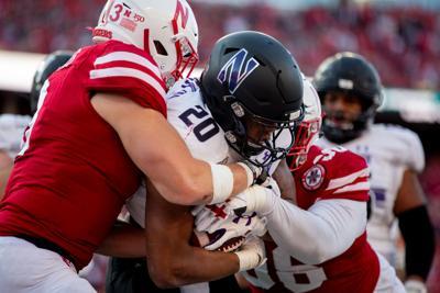 Nebraska Football vs. Northwestern Photo No. 8