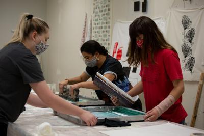 Textiles, Merchandising and Fashion Design photo