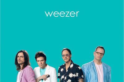 Weezer's 'Teal Album' mimics hit songs, brings minimal