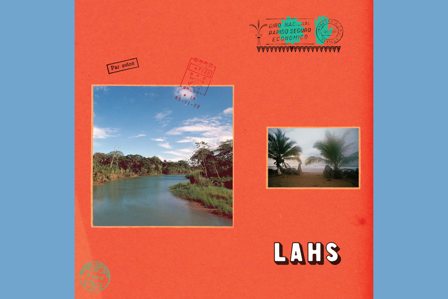 Review Allah Las Transports Listeners To Portugal Spain On